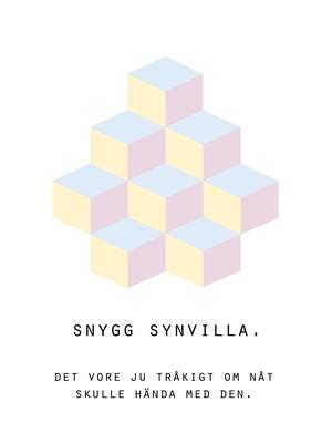 snygg+synvilla